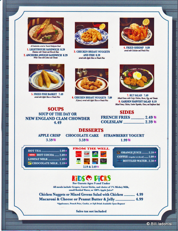 Disney Food For Families Counter Service Dining With The