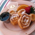Disney Food Pics of the Week: Mickey Waffles