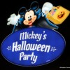 Review: Mickey's Halloween Party in Disneyland