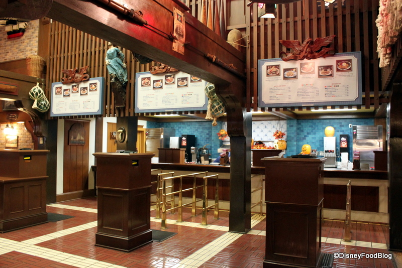 Guest Review: Magic Kingdom's Columbia Harbour House | the ...