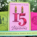 Epcot Food and Wine Festival Food Pictures: China, Ireland, and New Zealand Booths