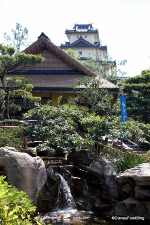 The Yakitori House in Epcot's Japan Pavilion
