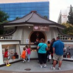 Report From Disneyland's Cupcake Store!