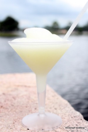 Grey Goose Citron Slush