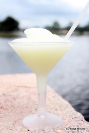 Grey Goose Citron Slush