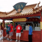 Quick Bite: Epcot's Joy of Tea