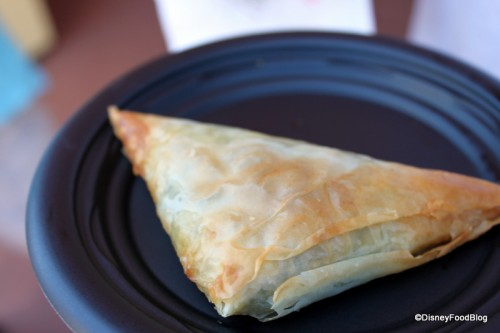 Greece Spanakopita