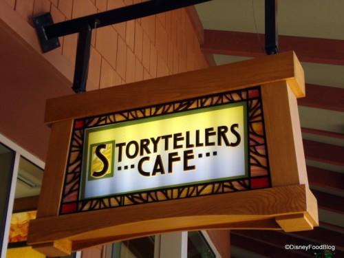 storytellers cafe