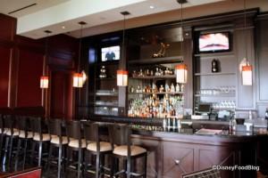 Bull and Bear Bar and Lounge area