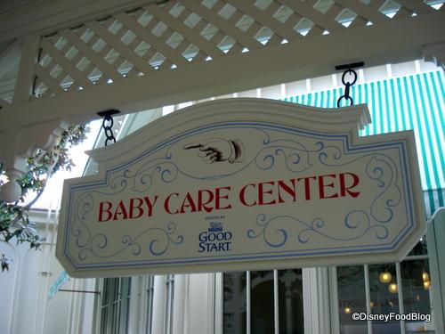 Magic Kingdom Baby Care Center