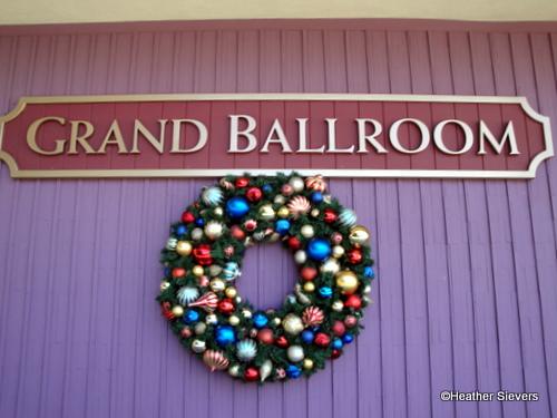 Disneyland Hotel Grand Ballroom Disneyland Hotel Grand