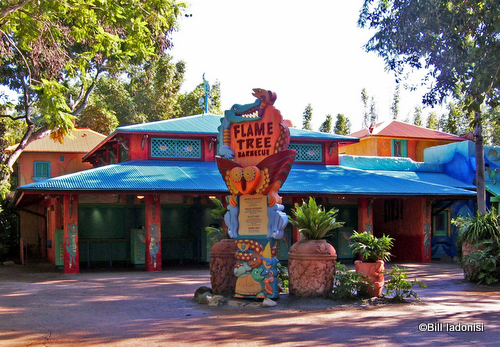 Guest Review Animal Kingdom S Flame Tree Barbecue The Disney