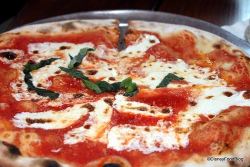 Via Napoli Pizza Margherita