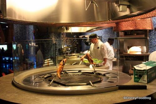 Dancing Fish Grill