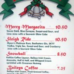 Holiday Drinks at Disney's Hollywood Studios