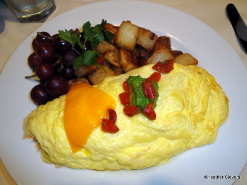 Build Your Own Omelet