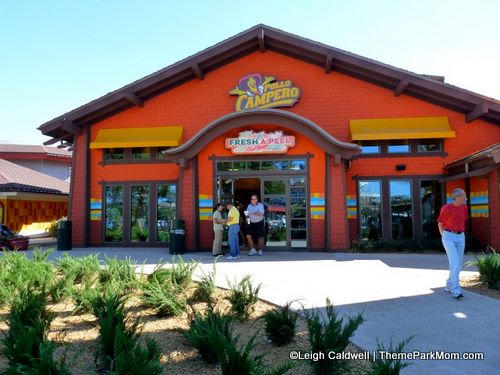 Pollo Campero at Downtown Disney Orlando