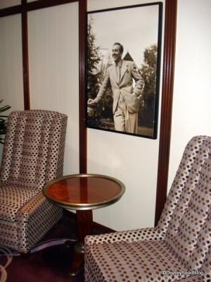 Photo of Walt in Entryway