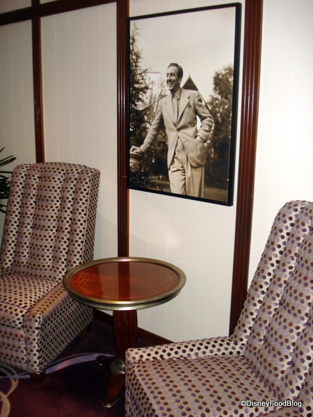 Photo of Walt in Entryway