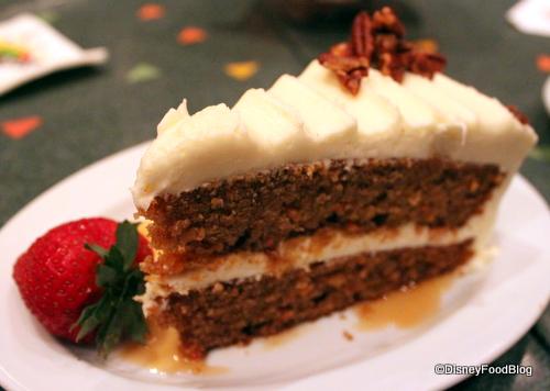 Wolfgang Puck Carrot Cake