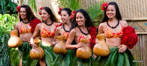 Spirit of Aloha Dancers