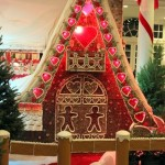 Gingerbread Displays At Disney World 2010, Part 2