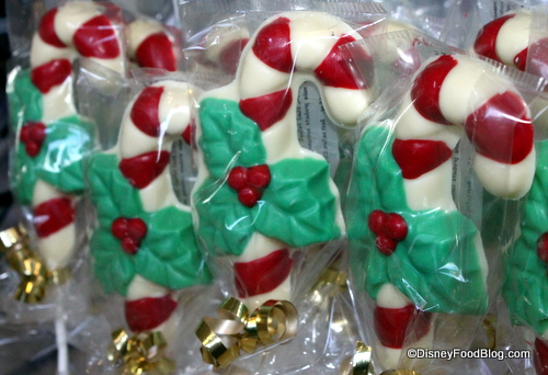 Disney cakes the disney food blog chocolate candy canes at disneys contemporary resort fandeluxe Choice Image