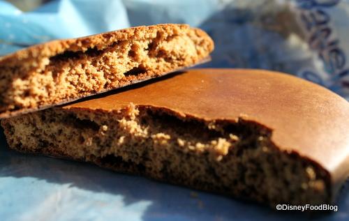 Gingerbread Shingle cross-section
