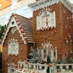 Grand Floridian Resort Gingerbread House