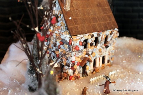 Gingerbread Displays At Disney World 2010 Part 2 The