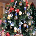 The Beer, Wine, and Cookies Christmas Tree