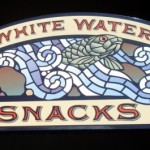 Dining in Disneyland: Breakfast at White Water Snacks