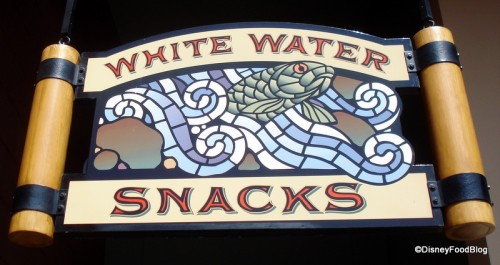 White Water Snacks