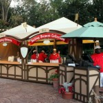 Holiday Brewer's Collection Booths in Epcot