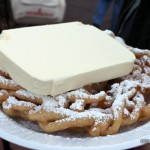 Things I Learned at the Funnel Cake Stand