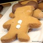 Gingerbread Displays In Disney World 2010, Part 1