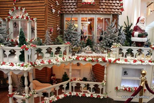 Grand Floridian Resort Gingerbread House The Disney Food