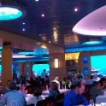 Disney Dream Dining: Animator's Palate Finishing Touches