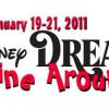 "Announcing: The Disney Dream ""Dine Around!"""