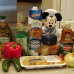 DIY Disney: Coconut Curry Chicken Soup from Boma