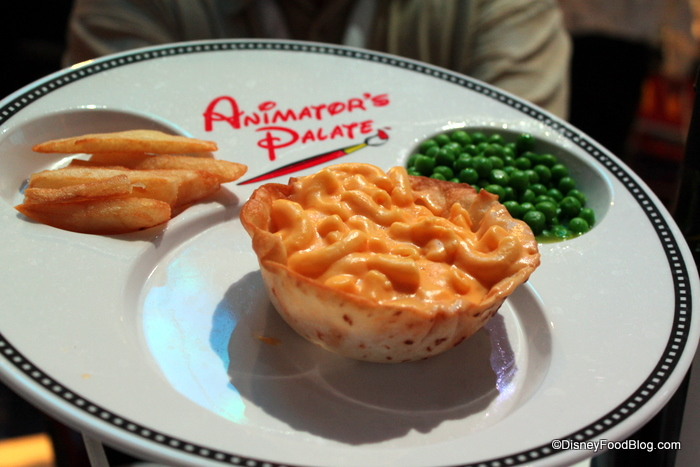 Disney Fantasy Rotational Dining Details