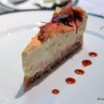 Disney Dream Recipe: Shrimp and Caramelized Onion Cheesecake From Animator's Palate