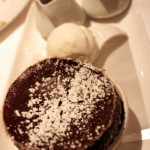 Disney Dream Recipe: Chocolate Souffle