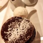 Disney Dream Recipe: Chocolate Souffle
