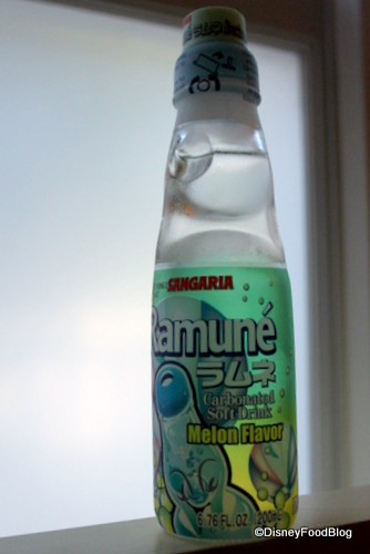 Ramune The Drink With The Marble The Disney Food Blog