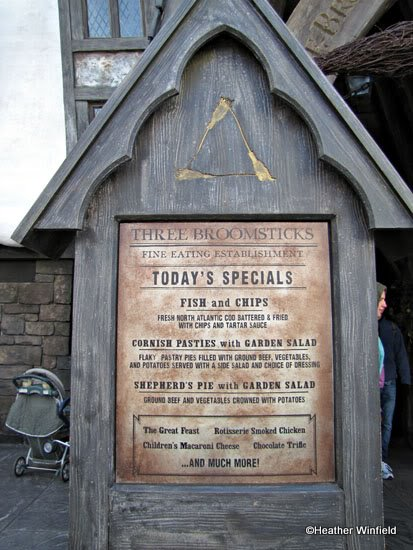 guest review  three broomsticks  u0026 more at wizarding world of harry potter