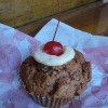 Snack Series: Disneyland's Cherry Granola Muffin