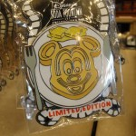 Limited Edition Trading Pins Include this Cute Mickey Waffle