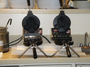 Mickey Waffle Irons