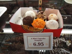 The Not So Mini, Mini Cupcake Sampler